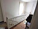 Upper level (stair way) - 8527 58TH AVE, BERWYN HEIGHTS