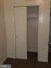 Bedroom 1  (good closet space) - 3275 15TH PL SE #202, WASHINGTON