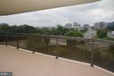 Balcony - 8340 GREENSBORO DR #814, MCLEAN