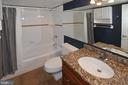 Greensboro guest bath photo - 8340 GREENSBORO DR #814, MCLEAN