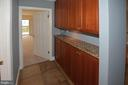 Greensboro hallway built in storage photo - 8340 GREENSBORO DR #814, MCLEAN