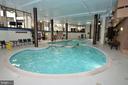 Greensboro indoor pool photo - 8340 GREENSBORO DR #814, MCLEAN