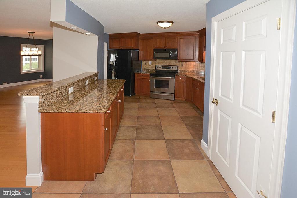 Greensboro kitchen 2nd photo - 8340 GREENSBORO DR #814, MCLEAN