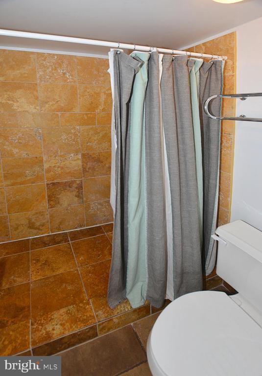 Greensboro master bath 2nd photo - 8340 GREENSBORO DR #814, MCLEAN