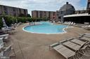 Greensboro pool 2nd photo - 8340 GREENSBORO DR #814, MCLEAN