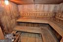 Greensboro sauna photo - 8340 GREENSBORO DR #814, MCLEAN