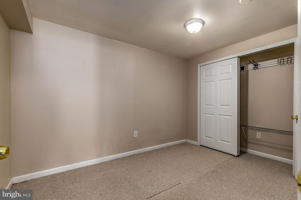 Additional Room in Basement - 42476 MANDOLIN ST, CHANTILLY
