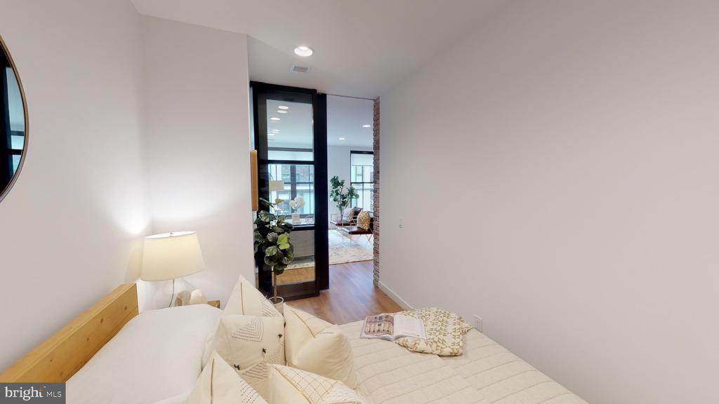 Den accommodates bedroom. - 57 N ST NW #H-306, WASHINGTON