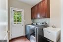 Main Level Laundry - 20141 BLACKWOLF RUN PL, ASHBURN