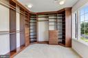 Master Closet - 20141 BLACKWOLF RUN PL, ASHBURN