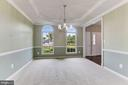 Designer Chandelier - 20141 BLACKWOLF RUN PL, ASHBURN