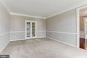 French Door Access to Study - 20141 BLACKWOLF RUN PL, ASHBURN