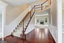 Dramatic Two Story Foyer - 20141 BLACKWOLF RUN PL, ASHBURN