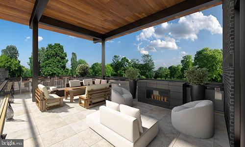 Rooftop Terrace - 44691 WELLFLEET DR #307, ASHBURN