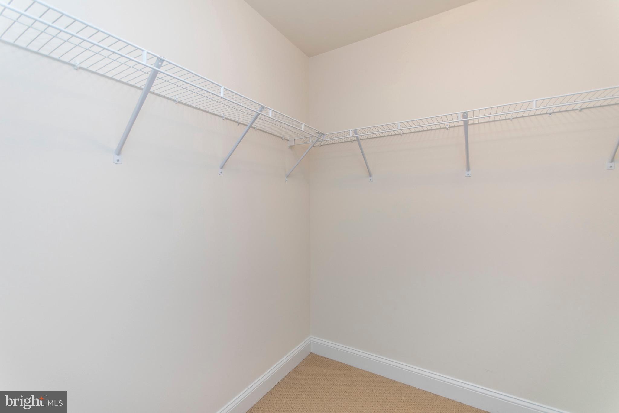 Walk-in Closet Second Floor