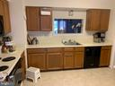 Large eat-in kitchen! - 14454 WHISPERWOOD CT, DUMFRIES