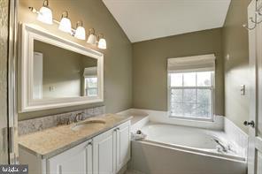 Luxury Master Bath - 12023 EDGEMERE CIR, RESTON