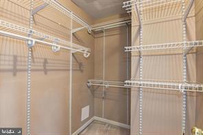 Master Bedroom Closet - 12023 EDGEMERE CIR, RESTON