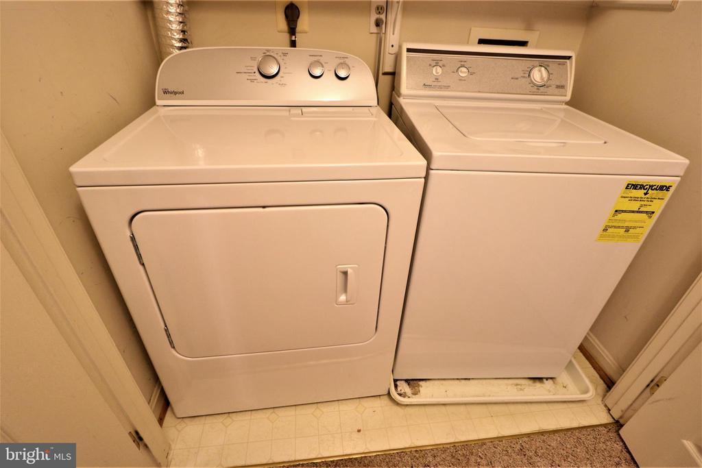 Washer/Dryer - 12023 EDGEMERE CIR, RESTON