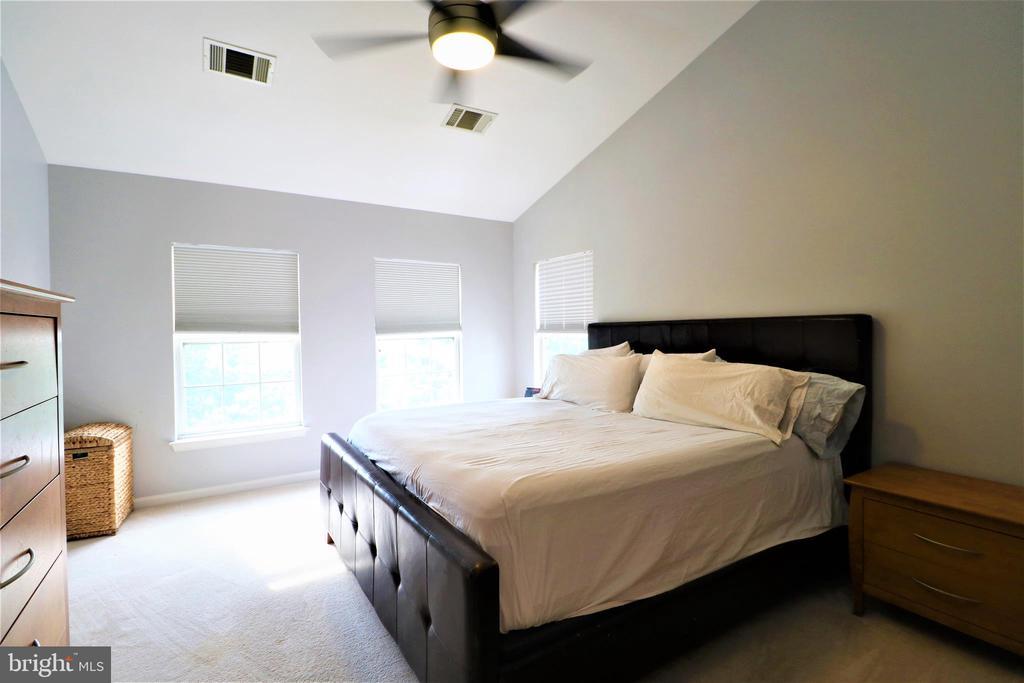 Upper Level Master Bedroom Suite - 12023 EDGEMERE CIR, RESTON