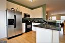 Kitchen - 12023 EDGEMERE CIR, RESTON