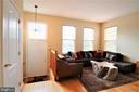 Entrance to Living Room - 12023 EDGEMERE CIR, RESTON