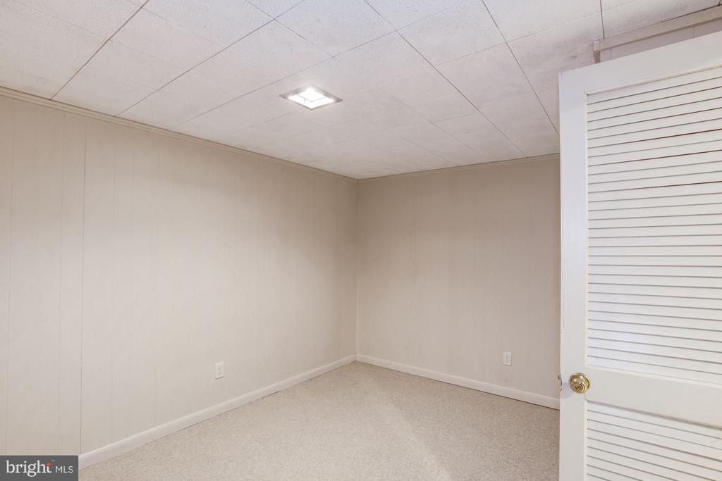Bonus room LL-Office/Den etc. with  Closet - 4838 1ST ST S, ARLINGTON