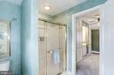 Master Bath shower - 4838 1ST ST S, ARLINGTON