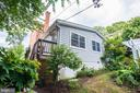 Rear view from Shed/side yard - 4838 1ST ST S, ARLINGTON