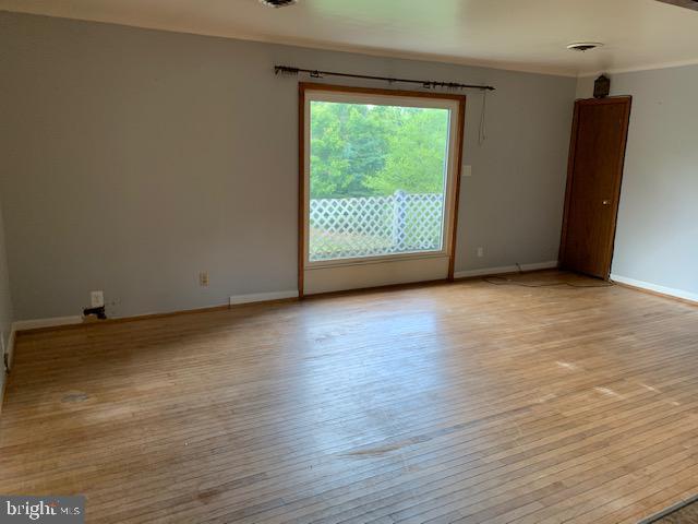 Main House upper Living Room - 9714 BRENTSVILLE RD, MANASSAS