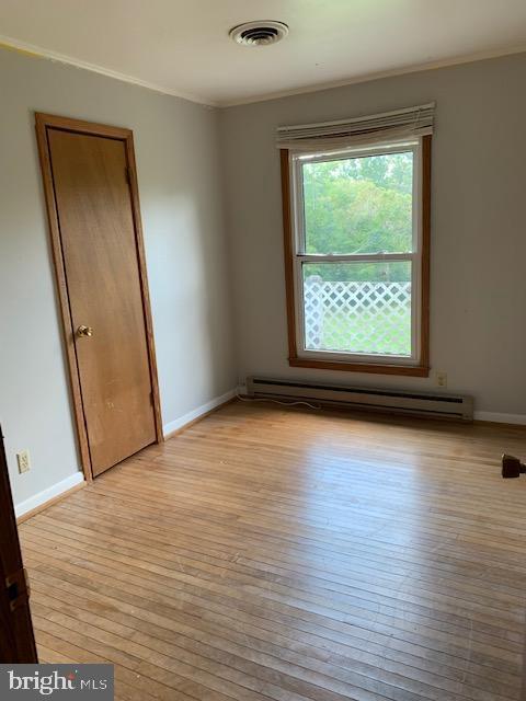 Main Bedroom - 9714 BRENTSVILLE RD, MANASSAS