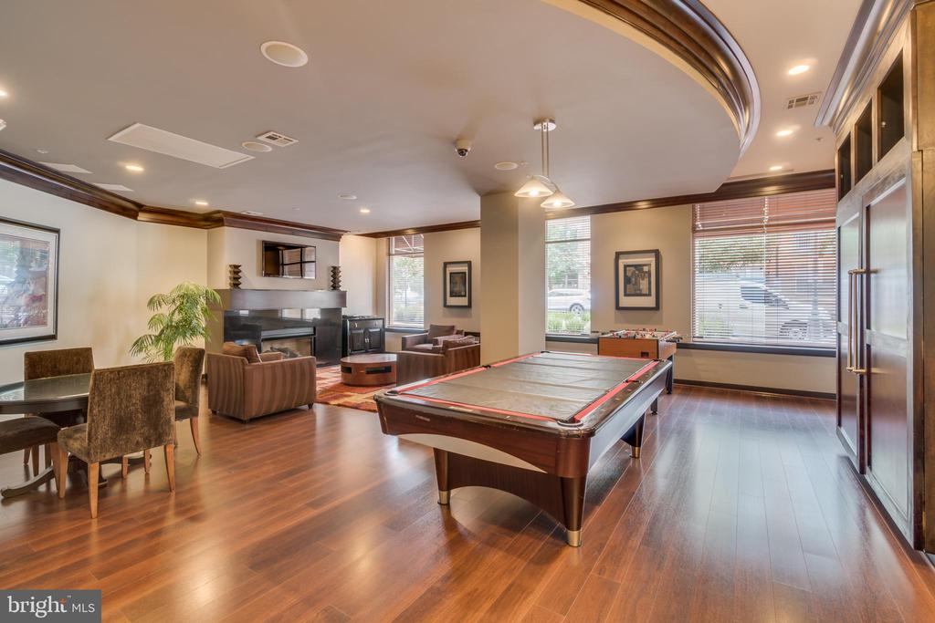 Billiard Room off Lobby - 12000 MARKET ST #254, RESTON