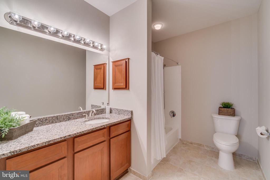 Master Bath - 12000 MARKET ST #254, RESTON