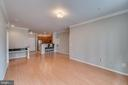 Family Room & Work Space - 12000 MARKET ST #254, RESTON
