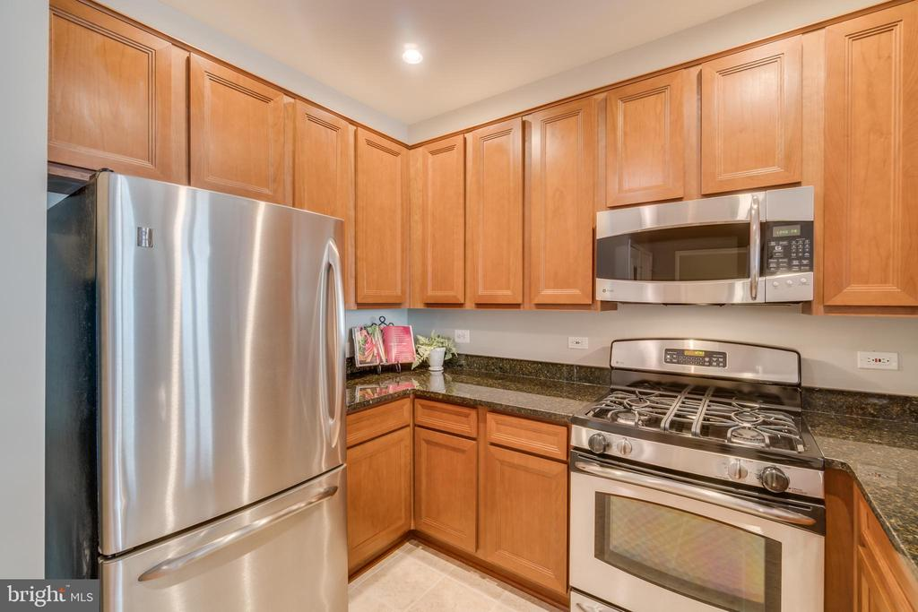 Kitchen - 12000 MARKET ST #254, RESTON