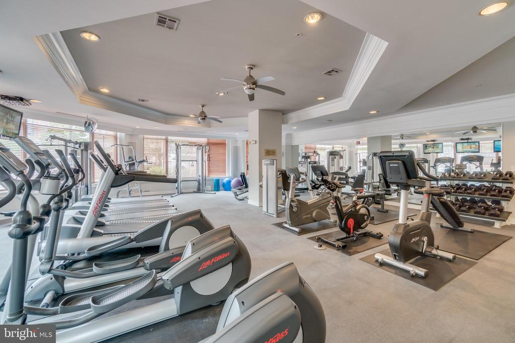 Fitness Room - 12000 MARKET ST #254, RESTON
