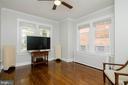 Living Room - 1307 LONGFELLOW ST NW, WASHINGTON