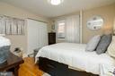 Bedroom  2 on 2nd Floor - 1307 LONGFELLOW ST NW, WASHINGTON