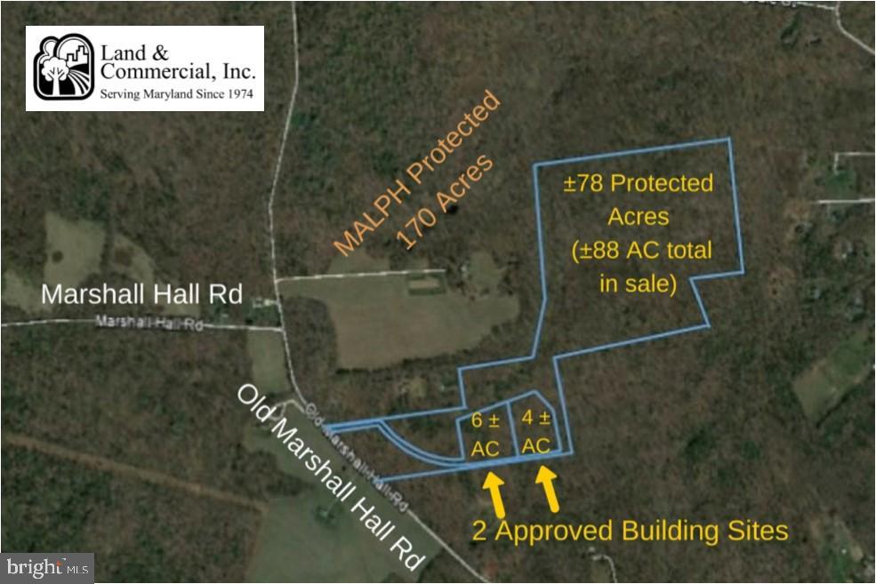 Land for Sale at Accokeek, Maryland 20607 United States