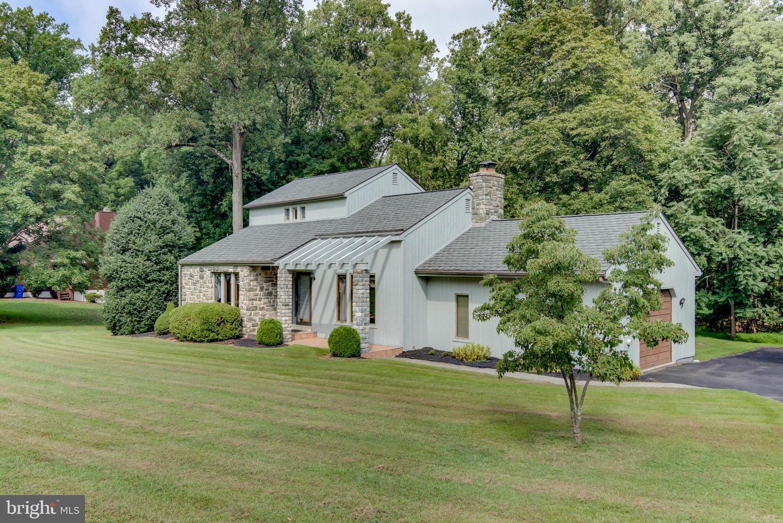 Single Family Homes voor Verkoop op Thornton, Pennsylvania 19373 Verenigde Staten