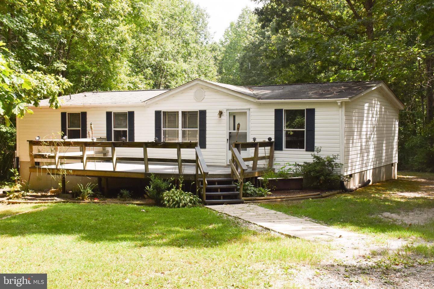 Single Family Homes for Sale at Partlow, Virginia 22534 United States