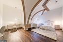 Bedroom and side room - 609 MARYLAND AVE NE #6, WASHINGTON