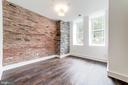 Bedroom 2 - 609 MARYLAND AVE NE #6, WASHINGTON
