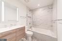 Bathroom - 609 MARYLAND AVE NE #6, WASHINGTON
