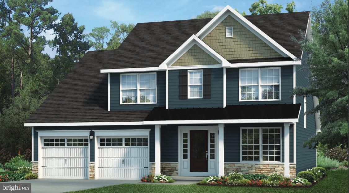 Abington Model new build  early 2020 completion
