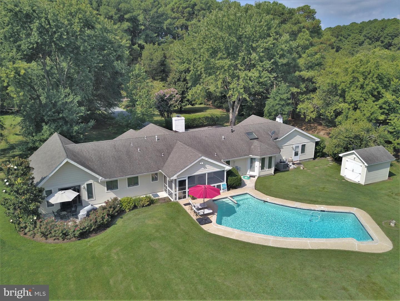 Single Family Homes için Satış at Royal Oak, Maryland 21662 Amerika Birleşik Devletleri