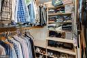 Walk in Closet - 1844 13TH ST NW, WASHINGTON
