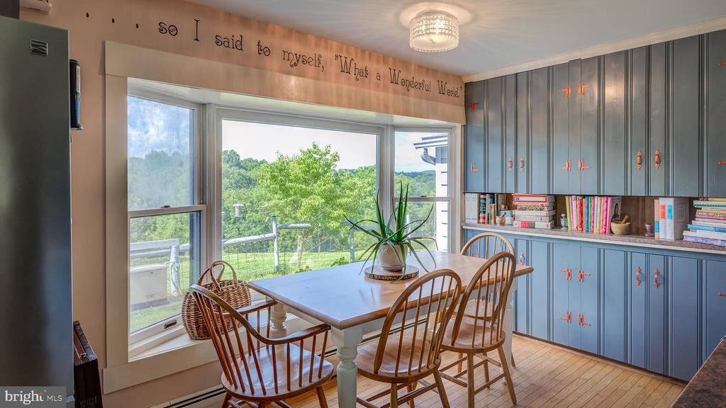 Morning Room-Eating Space-Kitchen - 38978 GOOSE CREEK LN, LEESBURG
