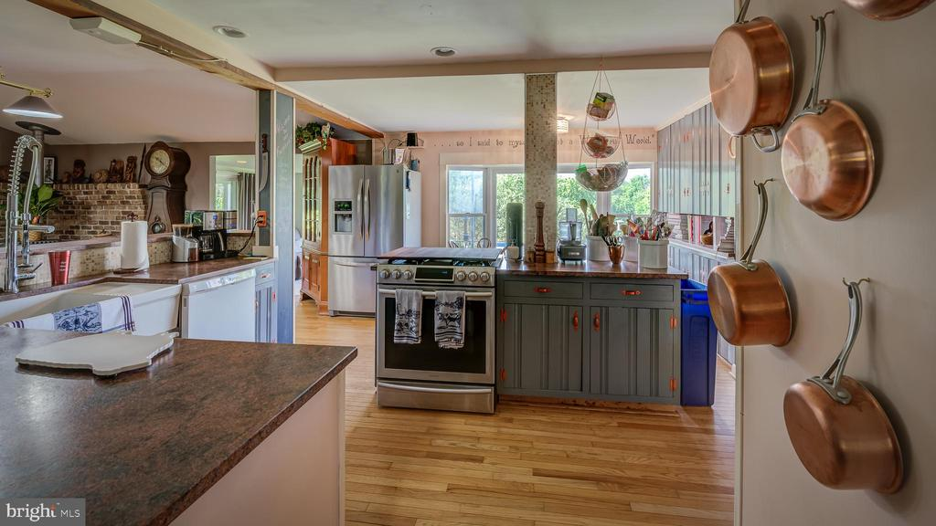 Kitchen - 38978 GOOSE CREEK LN, LEESBURG