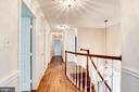 Upper Hallway - 8333 ARGENT CIR, FAIRFAX STATION